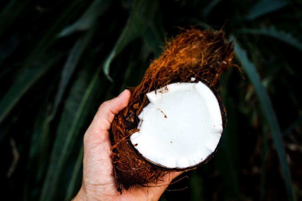Ätherische Öle aus Kokosnuss