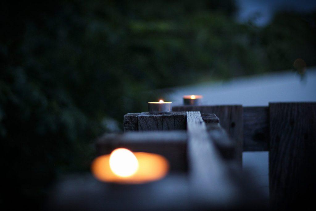 Anti Mücken Kerzen