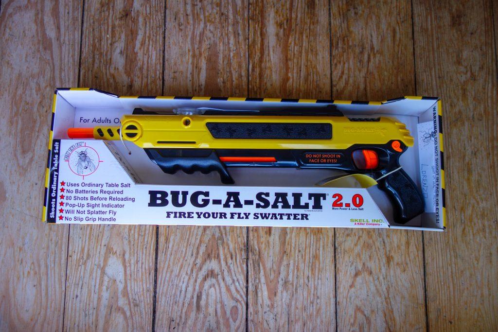 Bug-A-Salt Salzpistole