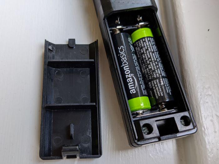 Elektrische Fliegenklatsche Batterien