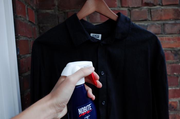 Nobite Kleidung Test