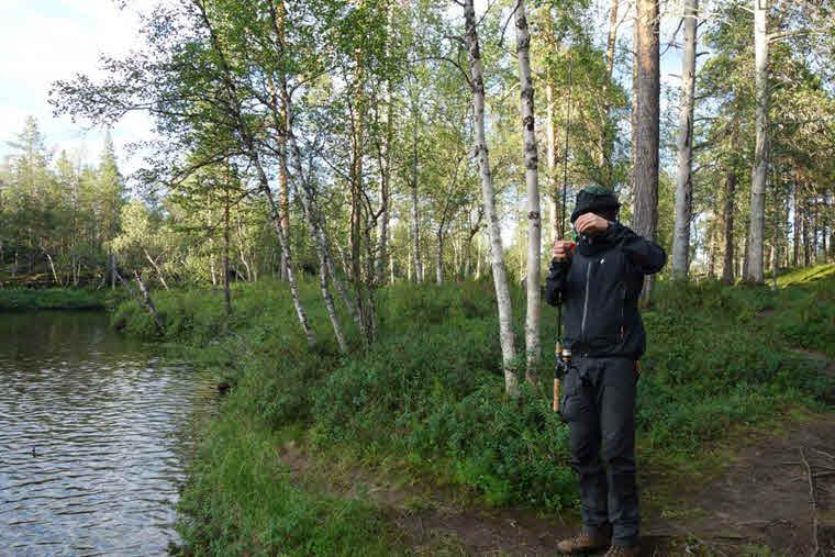 Mückenschutz Kleidung Lappland