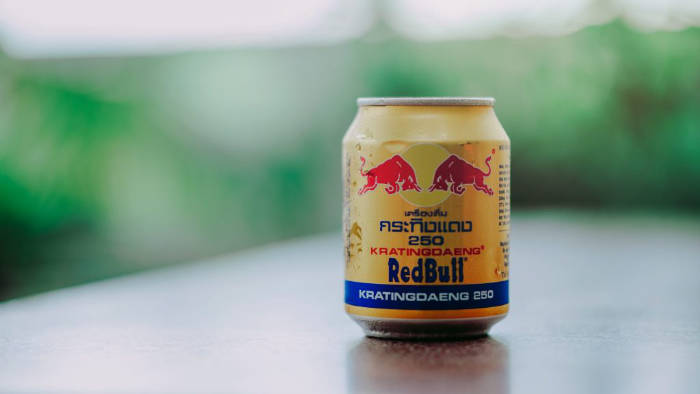 Thailand Red Bull